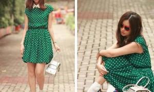 4 cách chọn váy đẹp cho người chân to