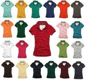 Cách chọn size áo thun